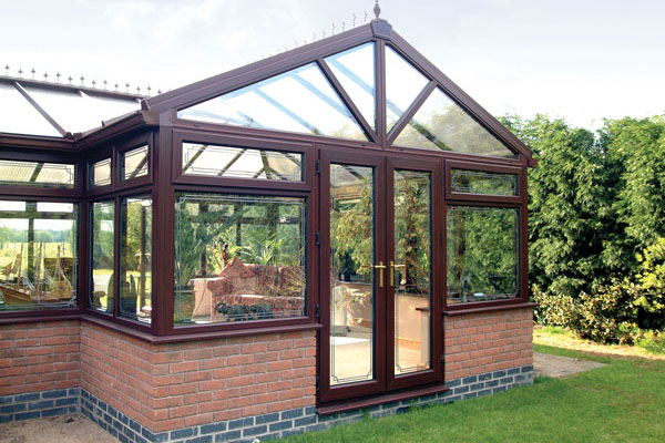 Gable End Conservatory Design from Martindale in Northampton