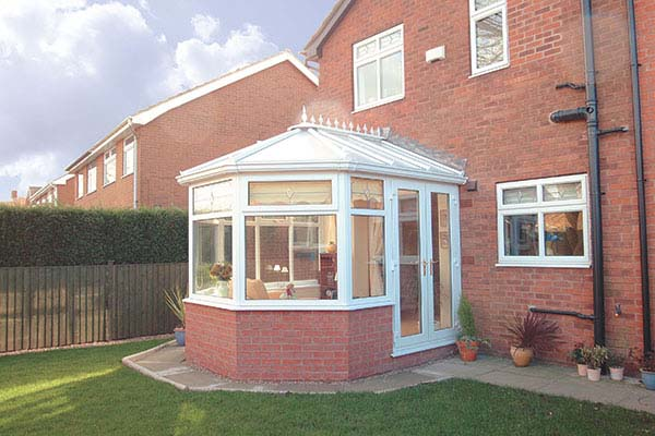 Victorian Conservatory designs from Martindale Windows Northampton