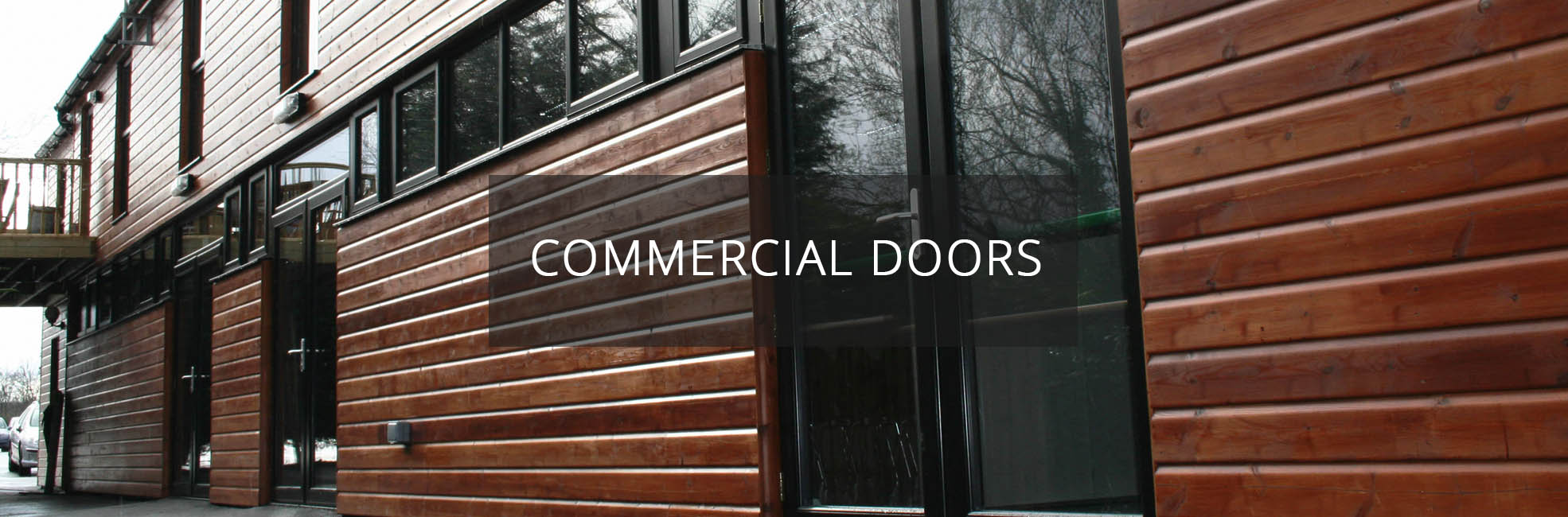 Commercial Doors Northampton