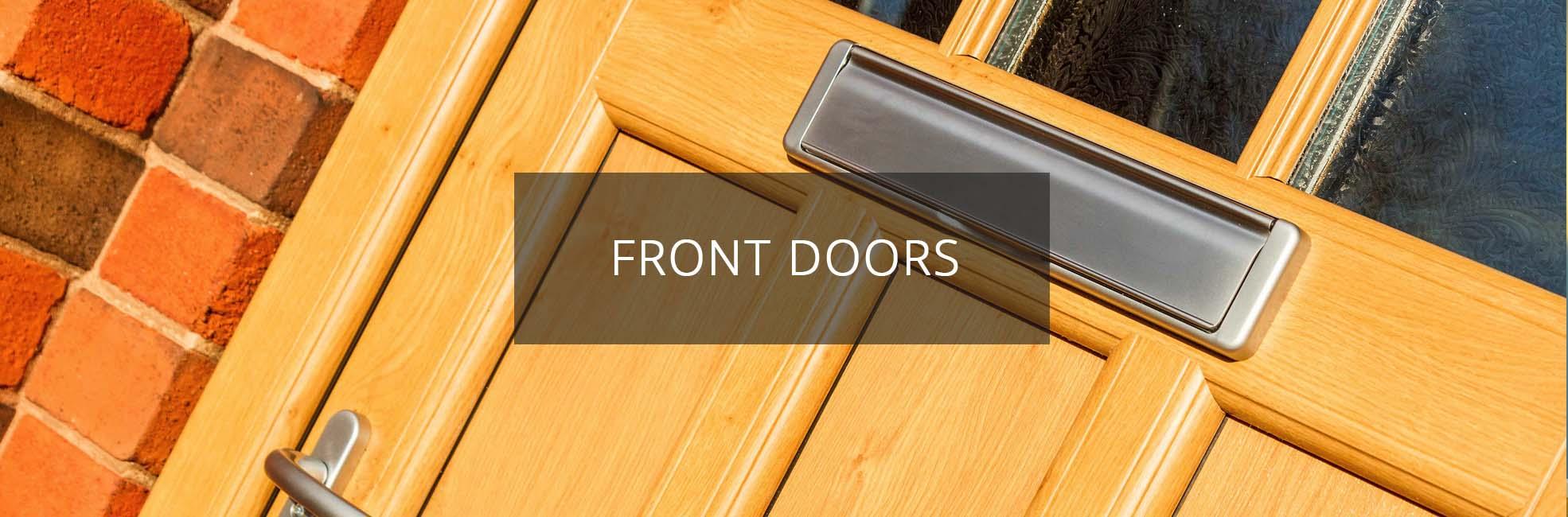 Front Doors Northampton & Milton Keynes