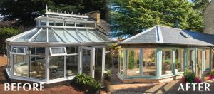 Martindale completes unique transformation on Conservatory