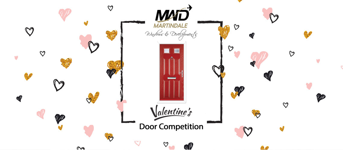 Show your home some love with our February Door Competition