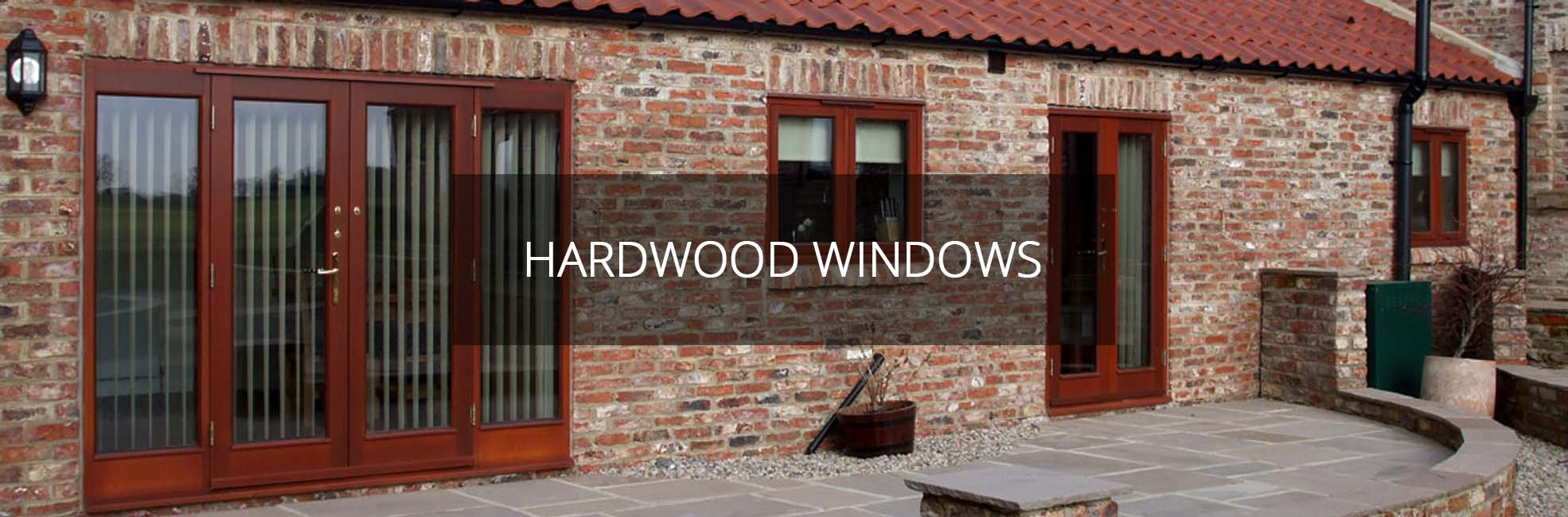 Hardwood Windows Northampton