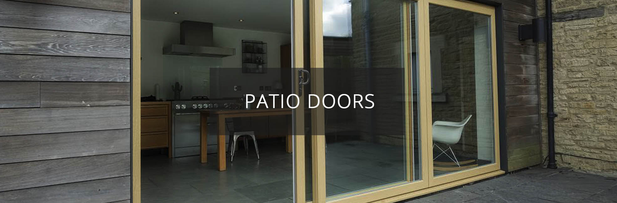 Patio Doors Northampton