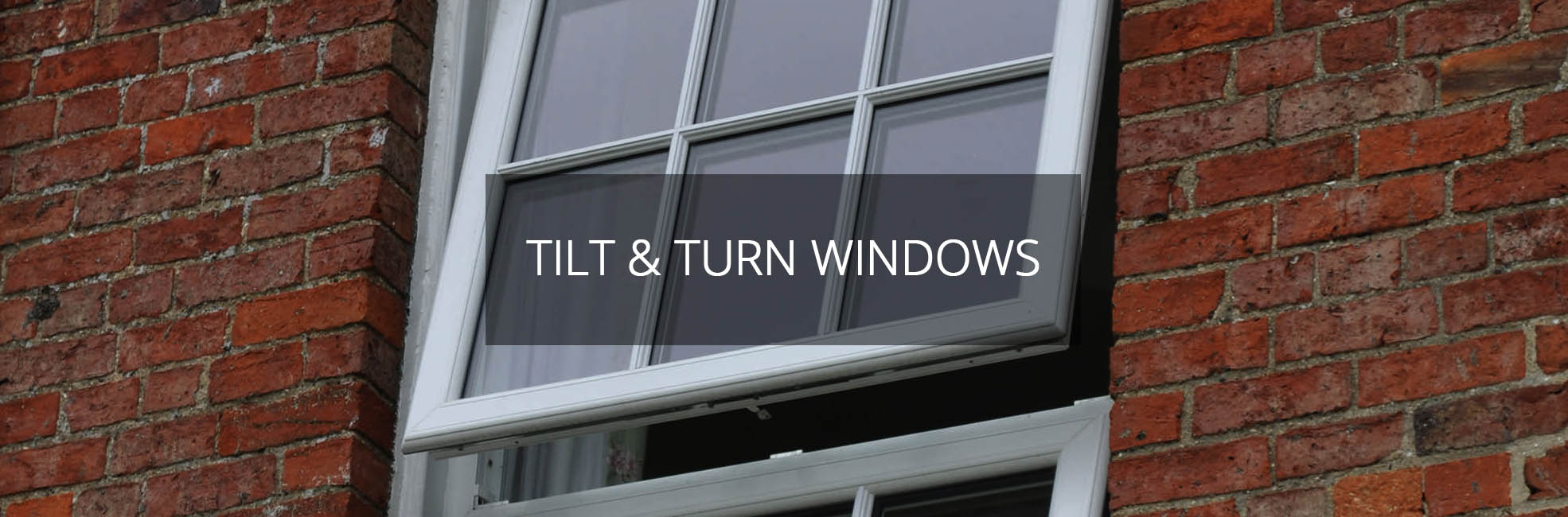 Tilt & Turn Windows Northampton
