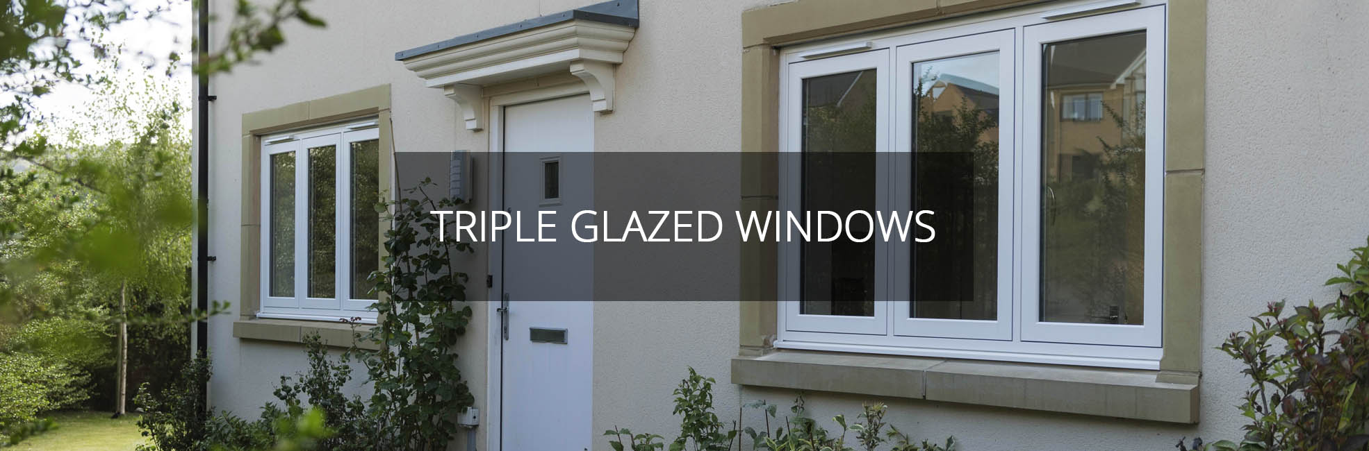 Triple Glazed Windows Northampton