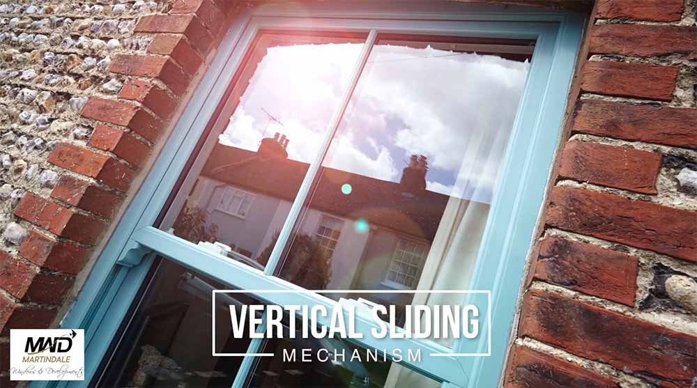 Vertical Sliding Sash Windows Video