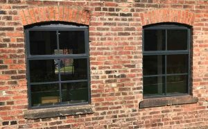 Single Aluminium Windows Northampton