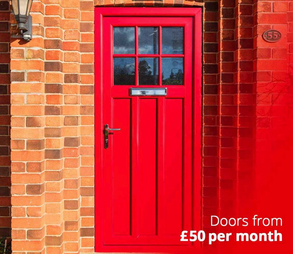 Exterior Door Finance Northampton
