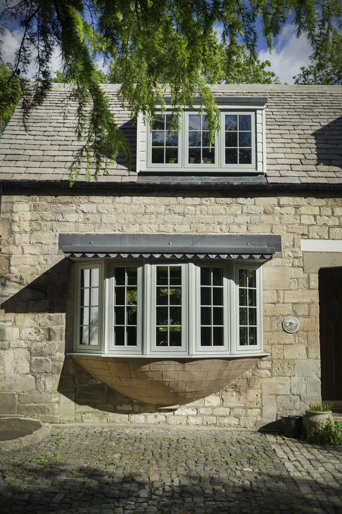 Heritage Windows for Homes in Conservation Area