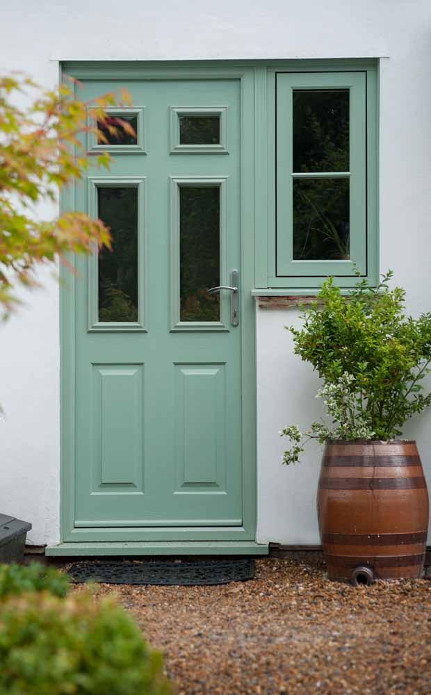 Coloured Composite Front Doors Northampton