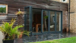 Coloured BiFold Doors Northamptonshire