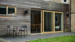 Rear Sliding Patio Doors Northampton