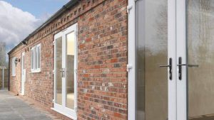 Rear uPVC Patio Doors Northamptonshire