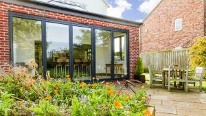 Rear Bifold Doors Northampton