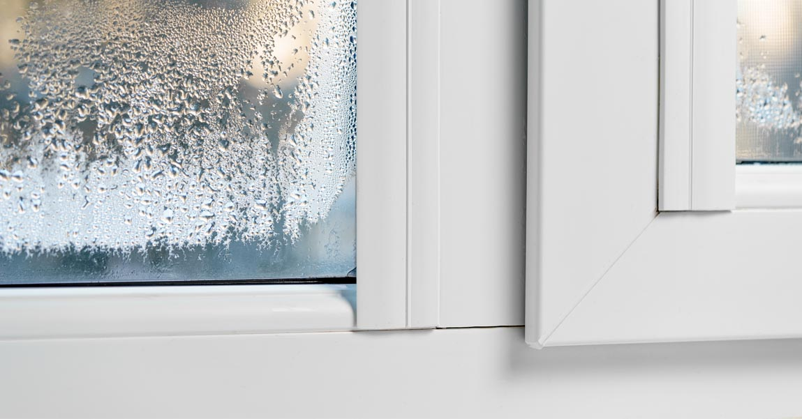 How to prevent Condensation forming in your Windows & Doors