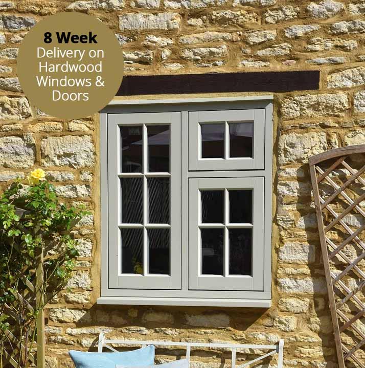 Trade Hardwood Windows & Doors