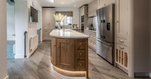 Handcrafted Kitchens & Warm Roof Conservatories Designed to be Different