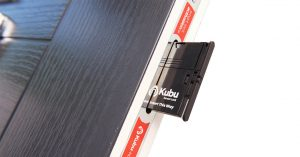 Introducing our new Kubu Smart Lock Equipped Doors